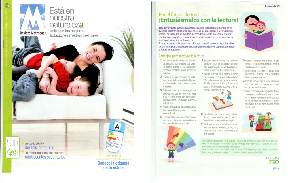 Revista Metrogas