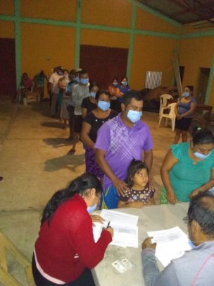 Aid for families with children and the elderly
