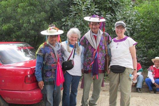 Visiting Communities in Chiapas