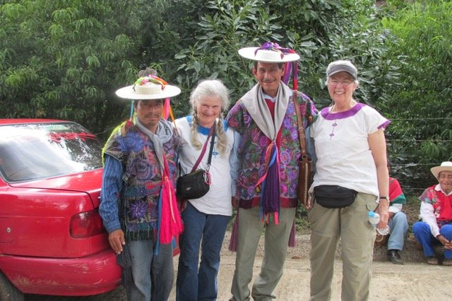 Visiting Communities in Chiapas