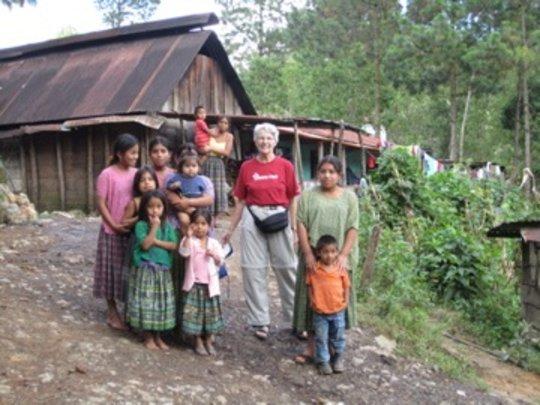 Helping Honduran families have safe drinking water