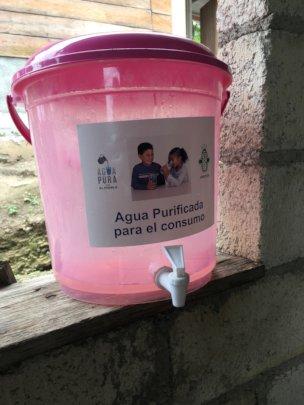 Safe Water Storage