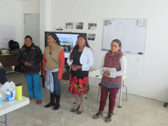 The Women Leaders of Ganzda