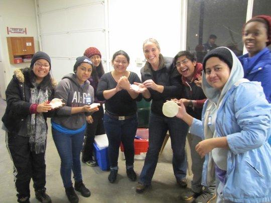 International Tortilla Making Contest
