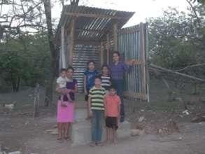 A new family latrine
