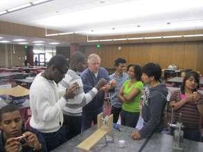 Making Water Pasteuriation Indicators