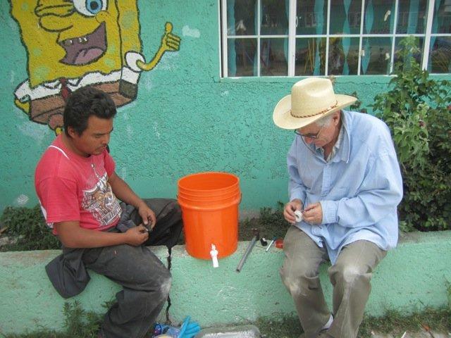 New Handwashing Station