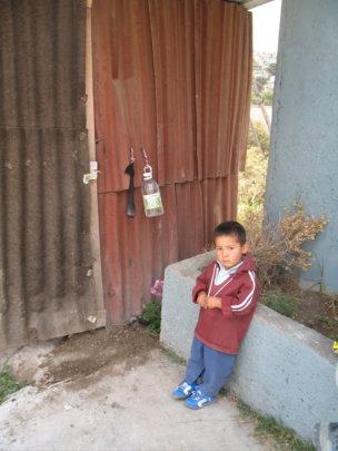 Pablo, age 3