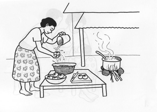 Prepare and cook food safely