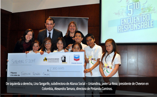 5th Responsible Summit - Uniandinos & Chevron
