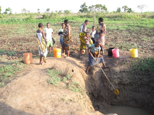 Daily Life is focussed on search for water