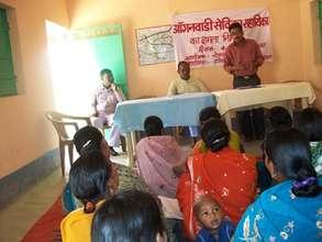 Pre-School Teachers & Helpers Training