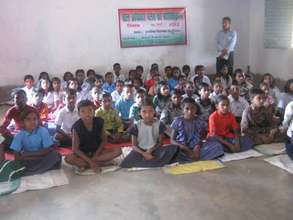 Child Rights Club Training for Children