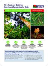 Rainforest Rescue Daintree Top 5 Buy Back List (PDF)