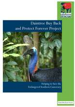 Daintree Buy Back and Protect Forever Project (PDF)