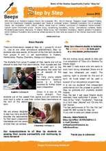 Step Up Newsletter (PDF)