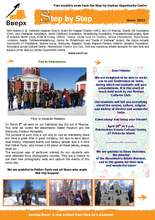 Step Up newsletter March 2013 (PDF)