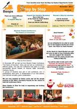 Step Up Newsletter - November 2013 (PDF)