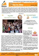 Step Up newsletter September 2012 (PDF)