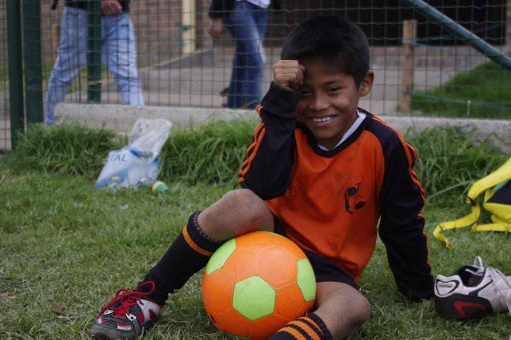 Through Tiempo de Juego, children have a future!