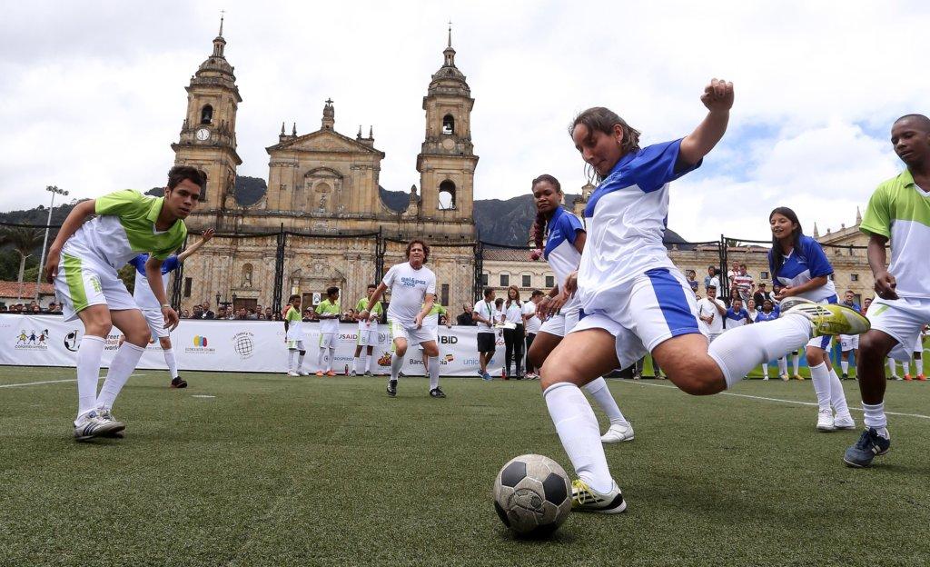 Gol&Paz match