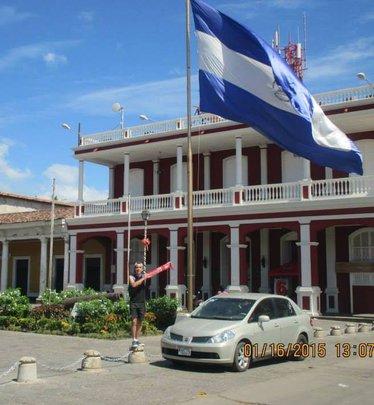 Tiempo de Juego's young leader in Nicaragua