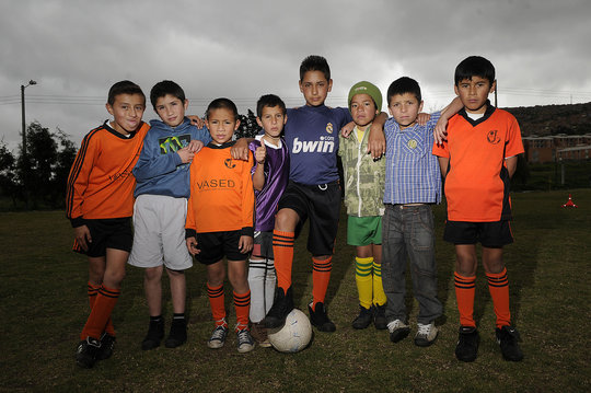 Soccer changes lives