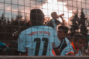 Soccer and school for 1500 Colombian kids at risk