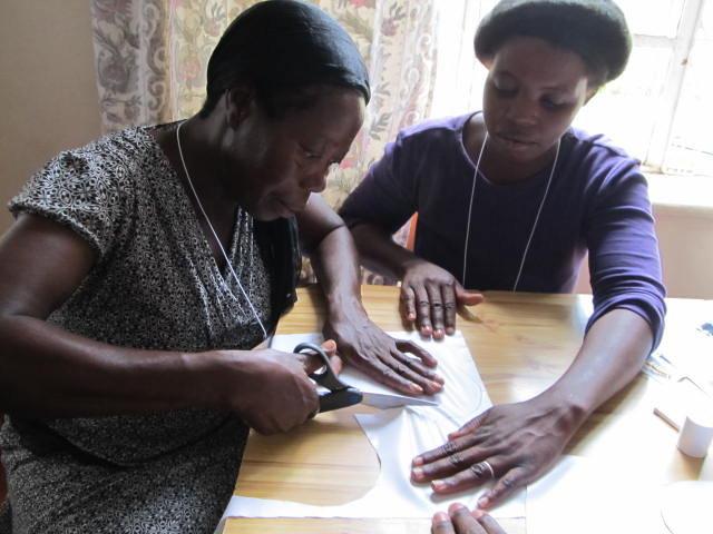 Teach Zimbabwe Women to Provide Feminine Hygiene