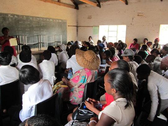 Village Women Learn