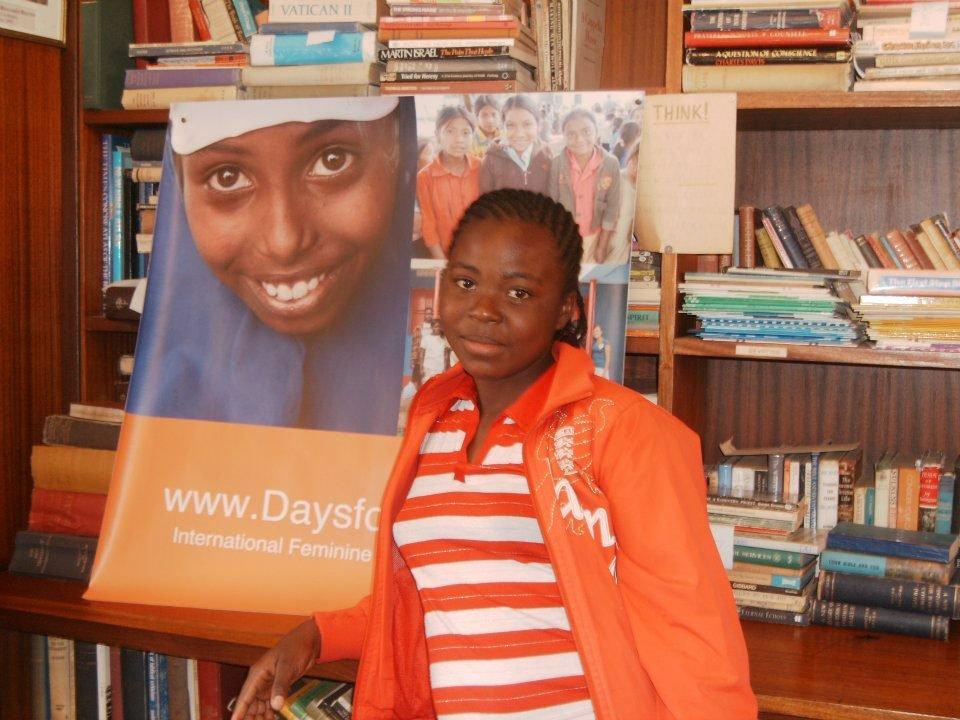Nyadzisayi T. at New Ground