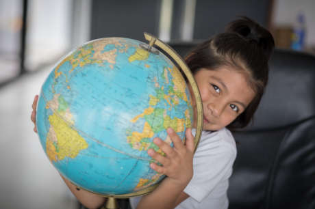 Give school to 9 abandoned girls in Mexico