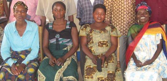 Parents in Baraka