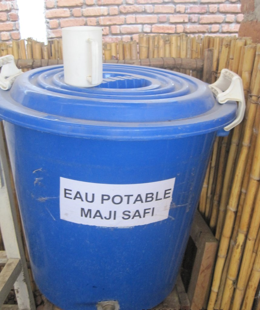 Large Water Container For Households
