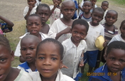 Soap and Water to Save Hundreds of Congolese Kids