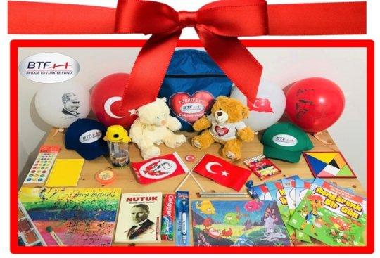 BTF 23 Nisan Care Package