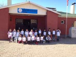 Children from Mardin