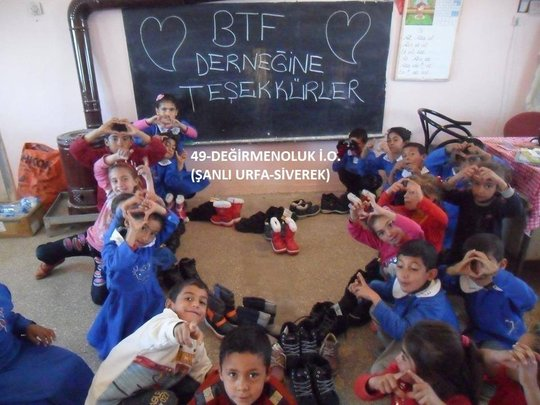 Children from Sanliurfa