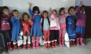 Boots4Kids Project
