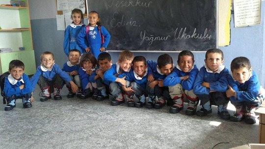 Children from Mardin, Turkey