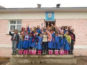 Ortakoy Elementary School Kids