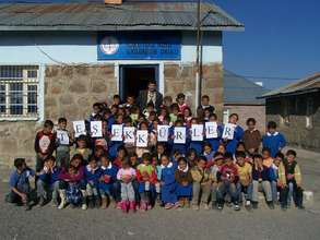 Boots4Kids in Bitlis