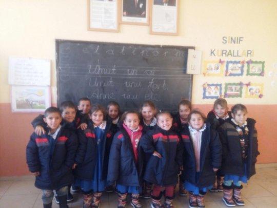 Agri Eleskirt Goncali School Kids