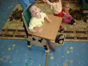 Helping Disabled Children in Siberia