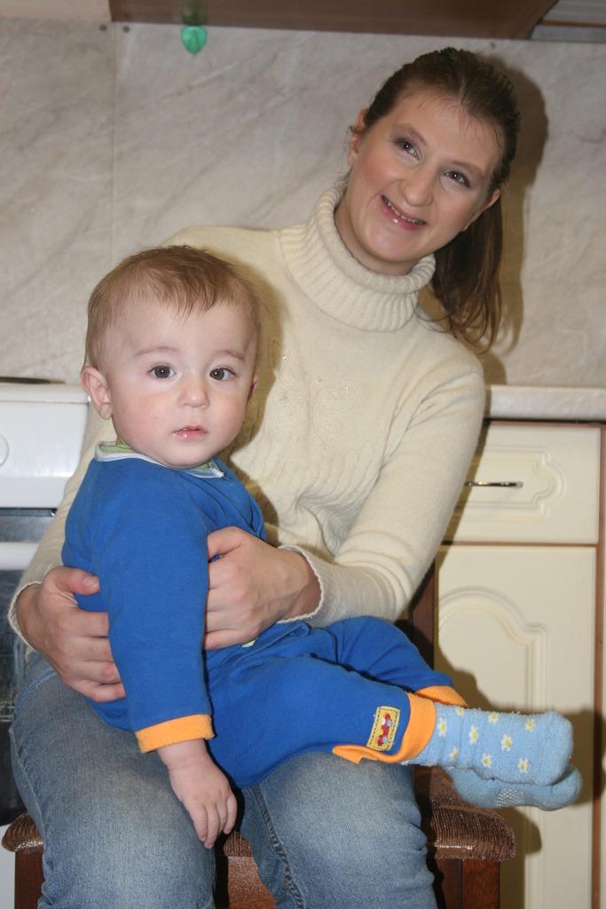 Nadya and Yegor