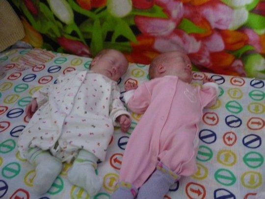 Katya and Ira