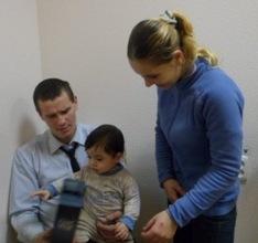 Denis and Katya