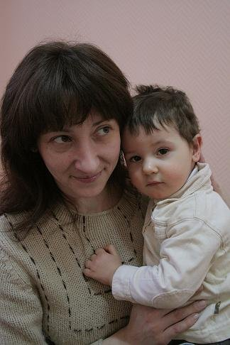 MAMA+ Supports 100 HIV-Affected Babies In Russia