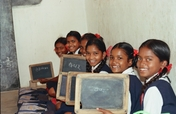 Educate 100 girl children in a Tribal area, India