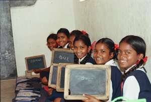 Educate 1000 Underpriveleged Girls in India